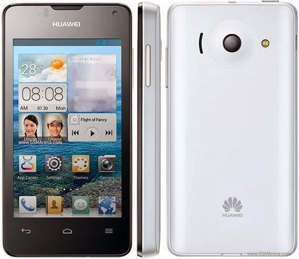 Huawei Ascend Y300 Display