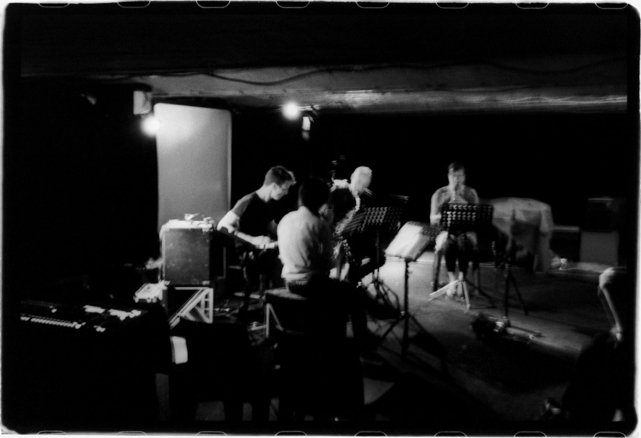 groupe d'improvisation amateur