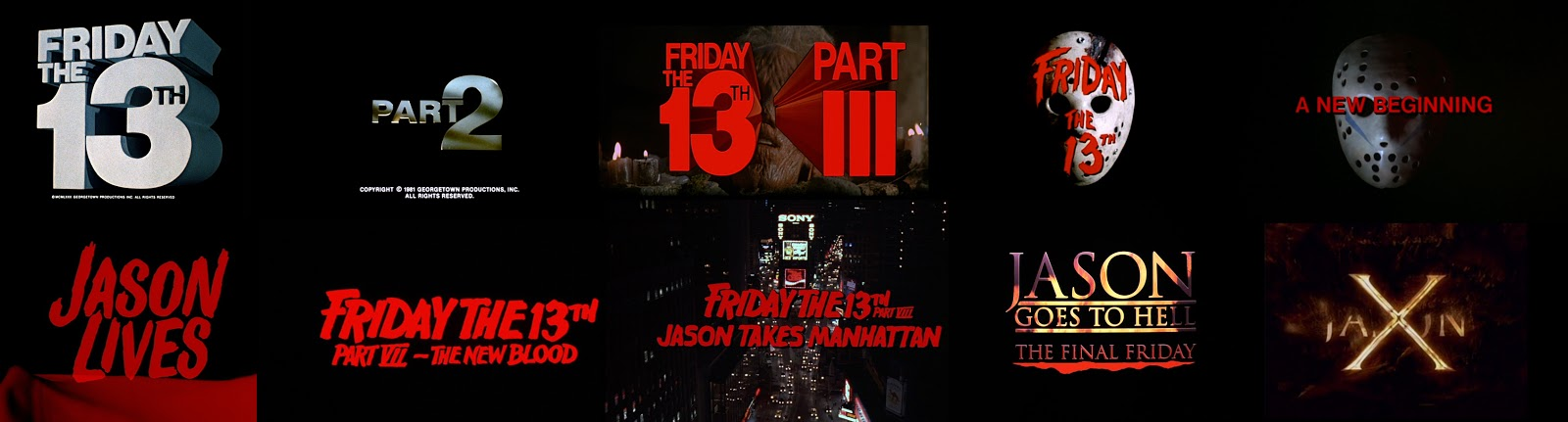 geektastic film reviews friday the 13th retrospective