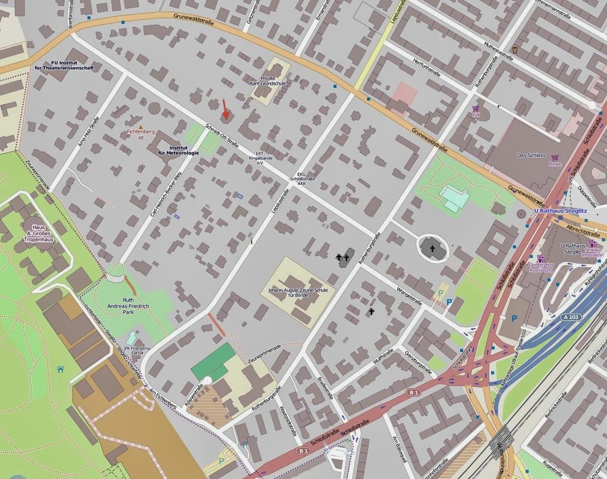 Fichtenberg Map
