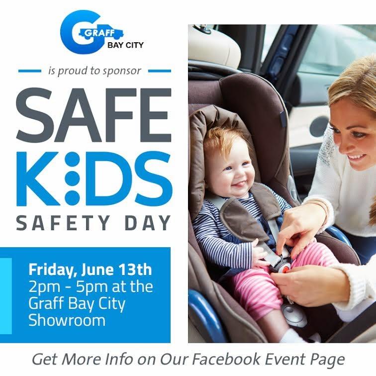 Bay City Child Safety Seat Check at Graff Bay City