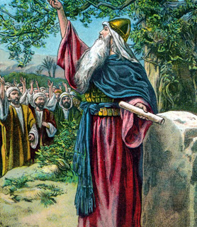 Resultado de imagen de JOSUÉ 24, 1-2a. 15-17.18b