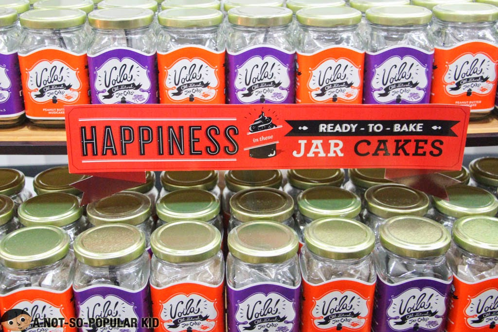 Ready to Bake Jar Cakes by Voila