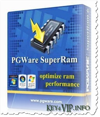 PGWARE SuperRam 6.6.30.2014 Multilingual Full,Phần mềm giải phóng bộ nhớ RAM
