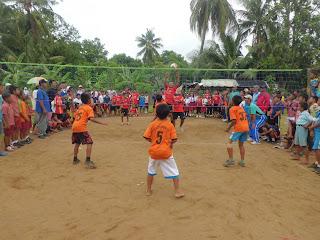 SDN Sumurgede II Jawara Satu Voli Putra O2SN 2012 di Cilamaya Kulon