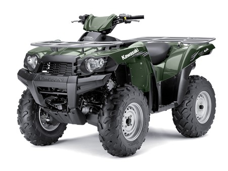 Kawasaki Brute Force 750 User Manual