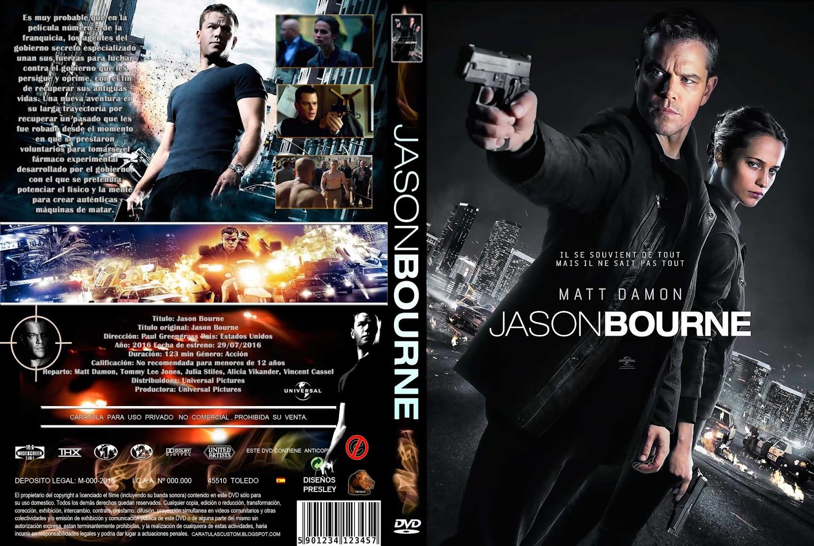 Jason Bourne Film  TV Tropes