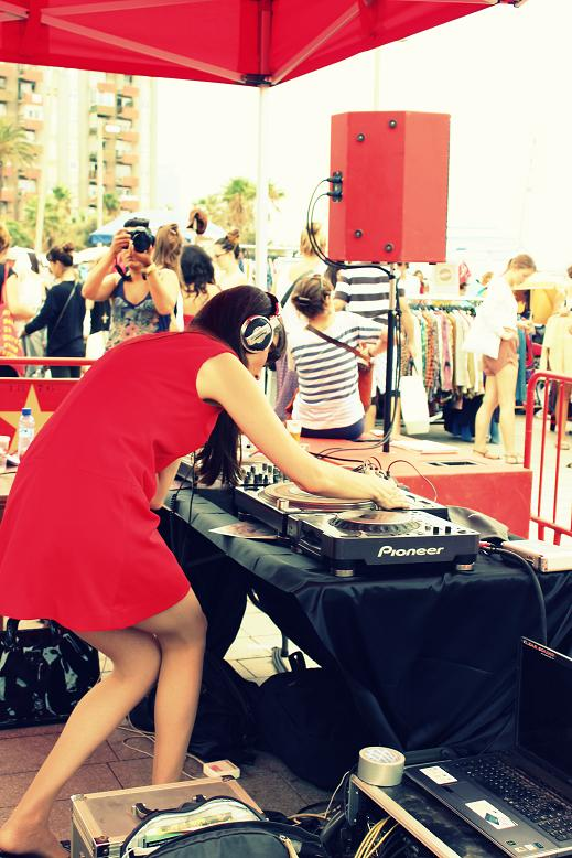 dj in second hand market