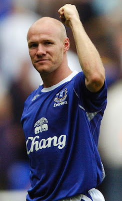 andy johnson, andrew johnson, Everton, Fulham FC