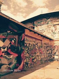 Street Art Berlin - Revaler Strasse