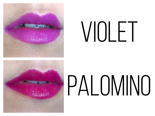 Bite Beauty violet palomino
