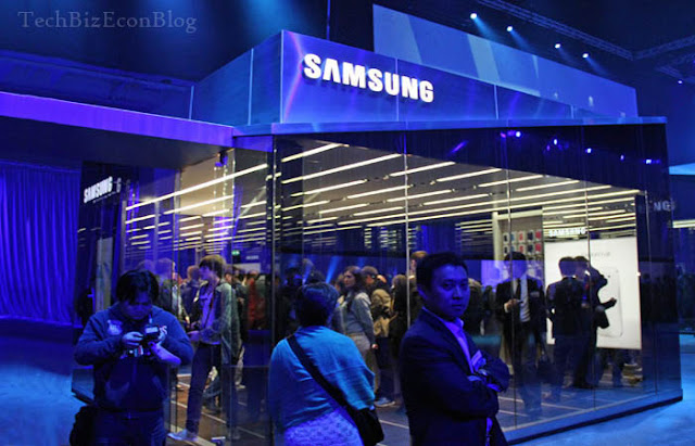 Samsung accounted for $6.5 billion in increased sales in 2012