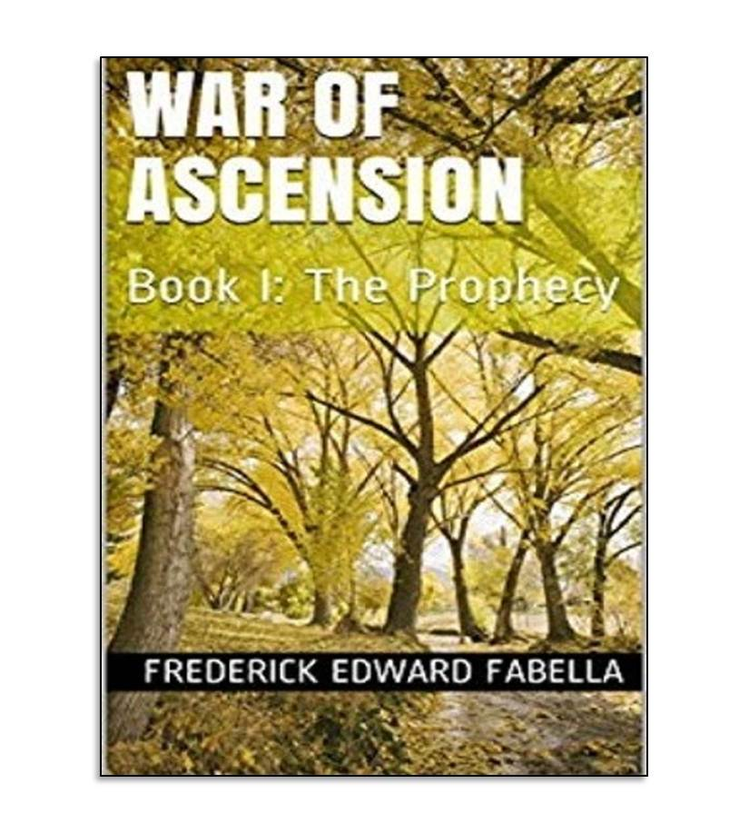 War of Ascension fantasy novel