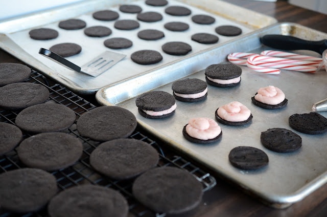 crunchy oreo cookie recipe, homemade oreo recipe, how to make oreos at home, easy oreo recipe