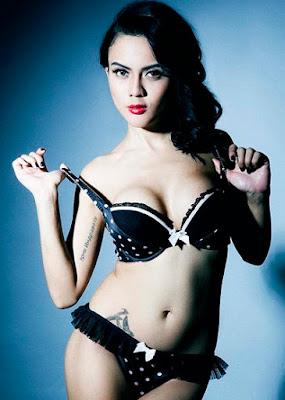 Profil dan Foto Hot Anggita Sari, Wajib Baca!