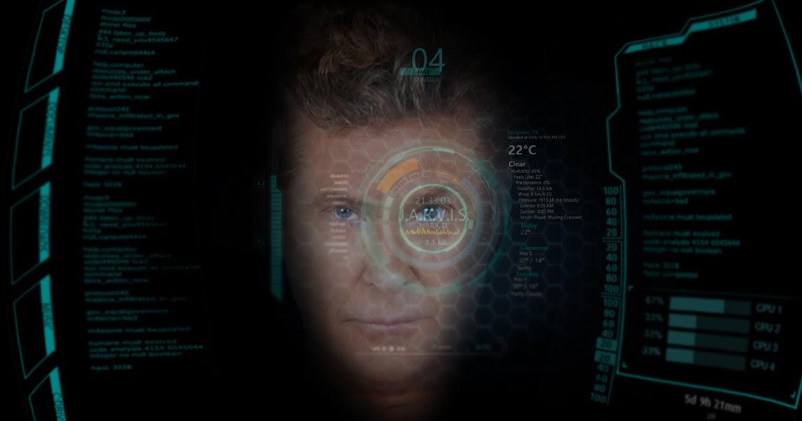 Shield Stalker: Tutorial : Cara Bikin Iron Man View Interface Dengan Photoshop