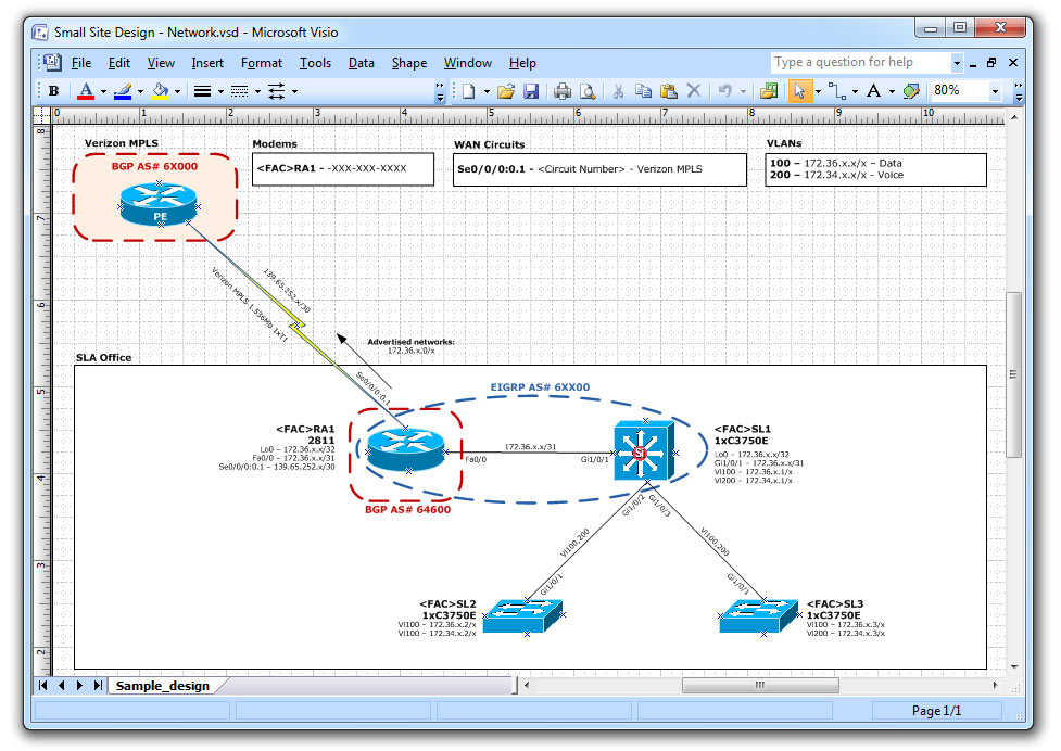 SOLVED visio dell 42u rack template  Spiceworks