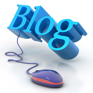 Blog Logo With Computer Mouse