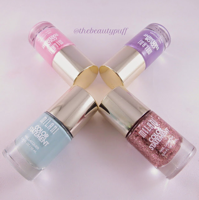 milani color statement nail polish - the beauty puff