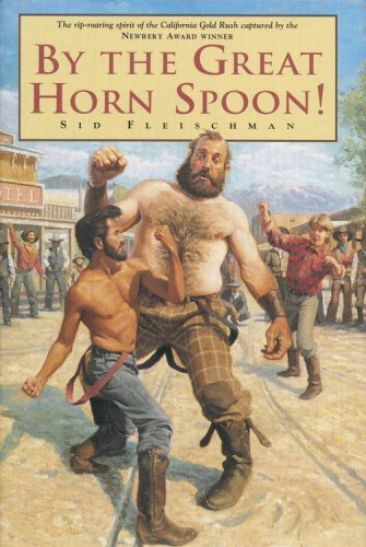 Darlene's Book Nook: Book Review: By the Great Horn Spoon