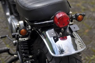 kumpulan motor modifikasi antik
