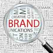 Info Blog, brand logo