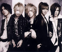 Chord The Gazette - Sumire