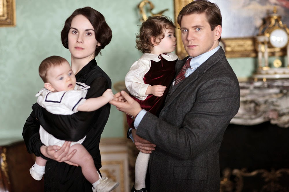 Downton Abbey, Downton Abbey Season 4, Mary Crawley, Tom Branson