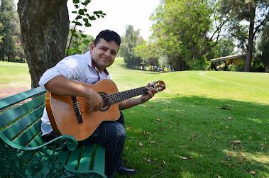 Cantautor  Omar Vergara