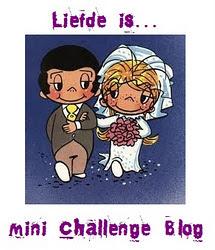 Jolanda's mini challenge blog