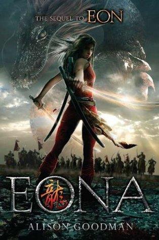 Eona: The Last Dragoneye book cover