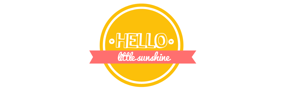 Hello Little Sunshine - Singapore Parenting and Lifestyle Blog