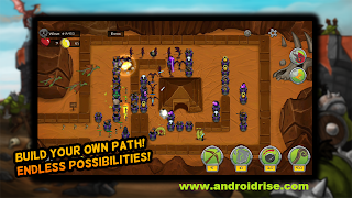 TOWER DEFENSE Age of Thrones Android