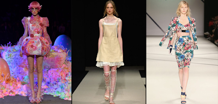 Sydney Fashion Week: The S/S13-14 Collections.