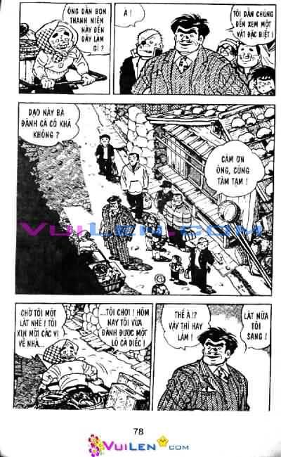 Siêu quậy Teppi chap 39 - Trang 75