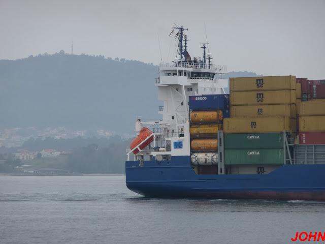 WEC VELAZQUEZ, container ship