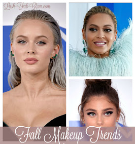 Discover the hottest makeup trends for fall as seen on the red carpet.