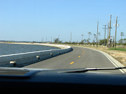 We enjoyed the drive, going through Biloxi, Gulfport, Long Beach, .