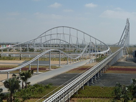the fastest roller coaster in the world. Cars Review. Best American Auto & Cars Review