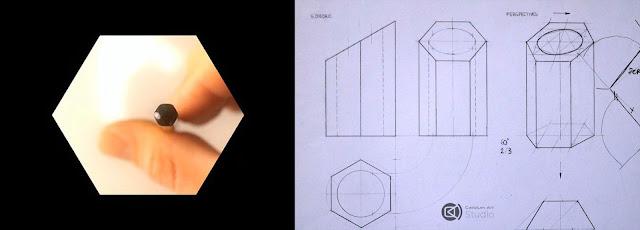 estudio-forma-celdas-tapon-botella-bola-segmentada