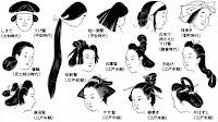 gaya rambut jepang jaman dulu