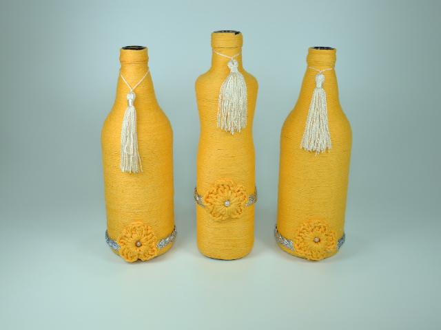 Conjunto de garrafas
