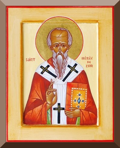 Saint Irenaeus of Lyons