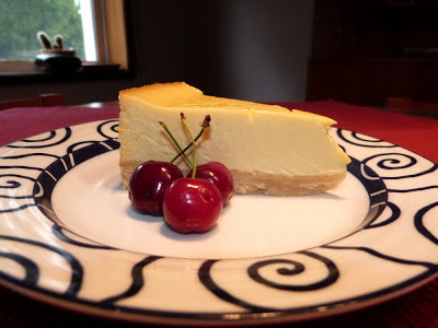 Cheesecake Masterchef