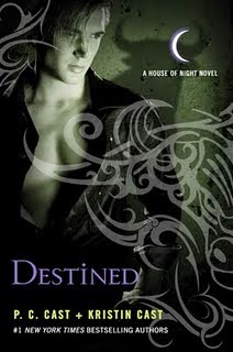House of Night Series Destined by P.C. Cast and Kristin Cast