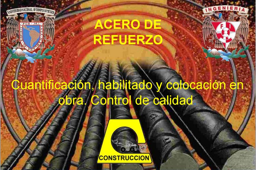 ACERO DE REFUERZO (Enlace)