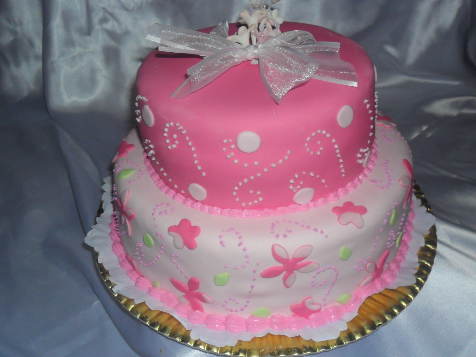 Torta para niñas o adolescentes