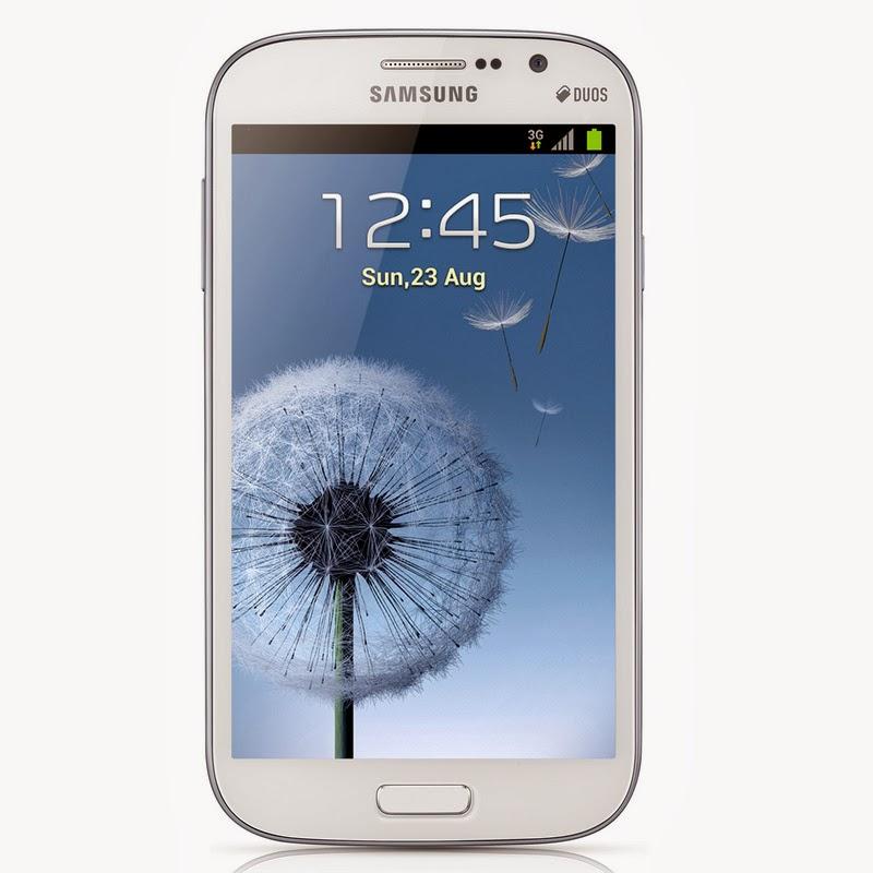 Spesifikasi Dan Harga Samsung Galaxy Grand Duos White