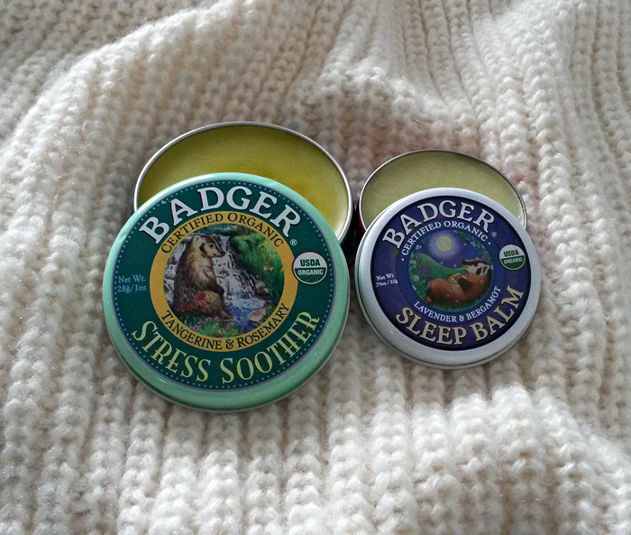 Calming Down | Badger Sleep Balm & Stress Soother Review