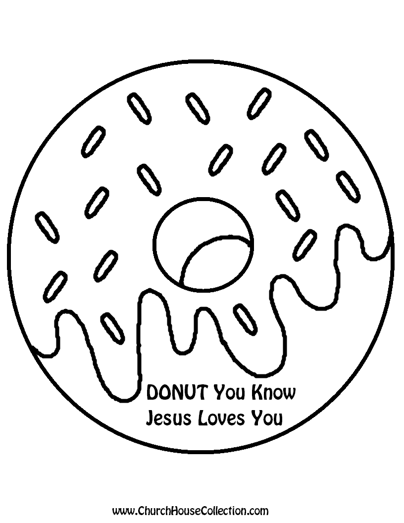 jesus loves you coloring pages - photo#7